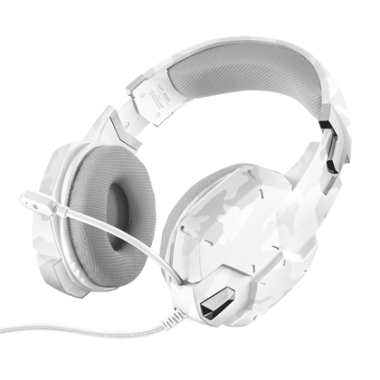 GXT 322W GAMING HEADSET – WHITE CAMOUFLAGE